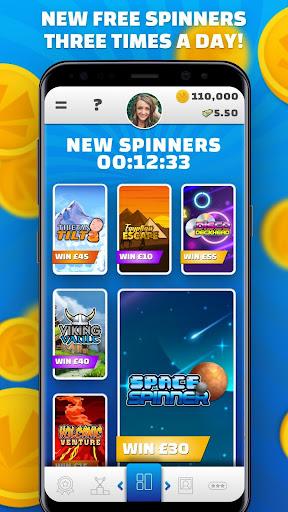 Spin Day - Win Real Money 4.1.0 Screenshots 1