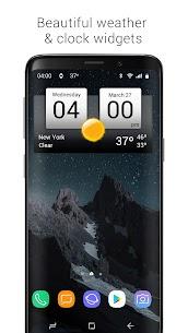Digital Clock & World Weather Mod Apk (Premium Activated) 1