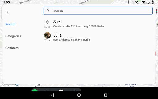 AutoZen - Car dashboard,Navigation & Launcher 1.2.354 Screenshots 15