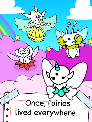 Fairy Evolution - Create Magic Creatures screenshots 9