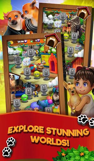 Match 3 Puppy Land - Matching Puzzle Game apktram screenshots 1