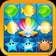 Fish Fantasy Match 3 Free Game