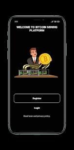 تحميل Bitcoin Mining  – Best Bitcoin Cloud Mining App مجانا للاندرويد apk برابط مباشر 2
