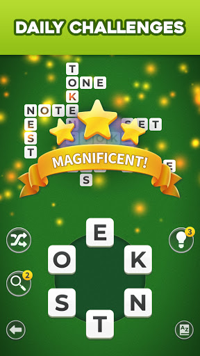 Word Wiz - Connect Words Game  screenshots 5