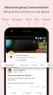 Spaces - Messenger & Organizer for Groups