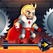 Rescue Knight - Hero Cut Puzzle & Easy Brain Test