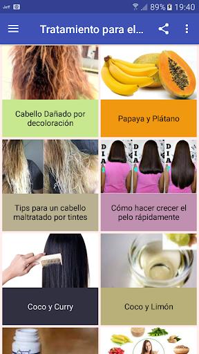 Tratamientos para el cabello 1.2 Screenshots 1
