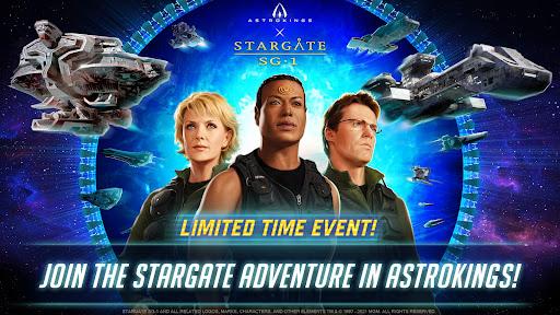 ASTROKINGS: Spaceship Wars & Space Strategy  screenshots 1