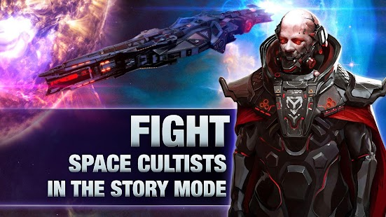 Star Conflict Heroes Screenshot