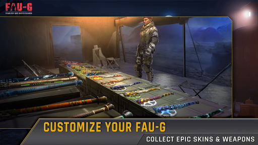 FAU-G: Fearless and United Guards APK MOD screenshots 5