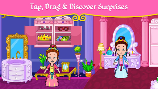 ud83dudc78 My Princess Town - Doll House Games for Kids ud83dudc51 screenshots 7