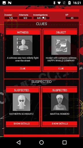 Detective Games: Crime scene investigation 1.3.4 Screenshots 4