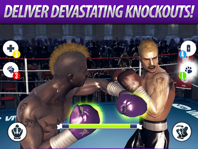 Real Boxing –Fighting Game 3