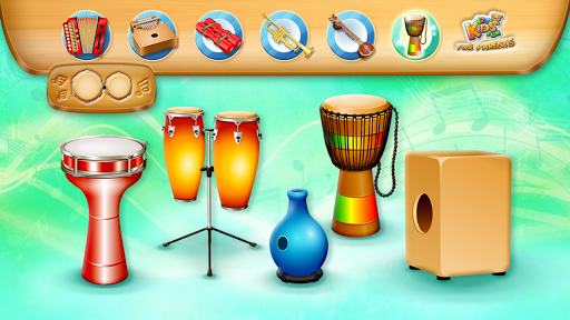 123 Kids Fun MUSIC BOX Top Educational Music Games 1.43 screenshots 22
