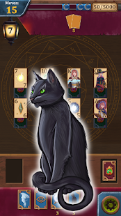 Witch Card Game Solitaire Free