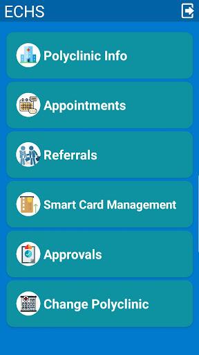 ECHS Beneficiaries App 2.0 Screenshots 6