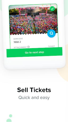 TicketSwap - Buy, Sell Tickets 21.01.4213 Screenshots 2
