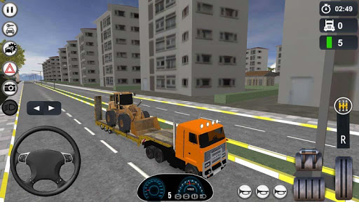 Real Heavy Truck Driver 1.2 screenshots 3