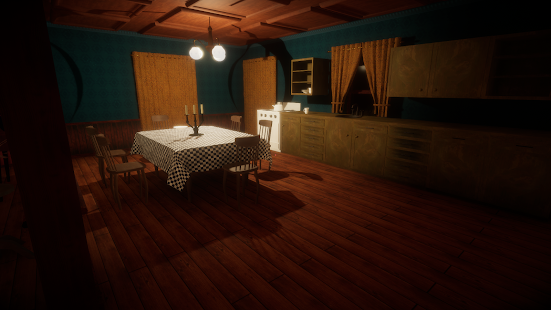 Undiscovered House – Jogo de terror 1.14 APK + Mod (Unlimited money) para Android