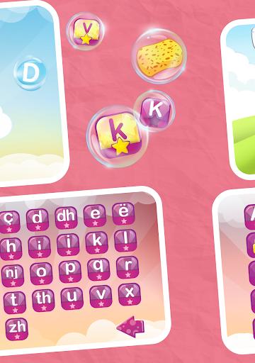 Shkruaj Shkronjat e Alfabetit Shqip  screenshots 8