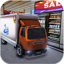 Supermarket Cargo Transport Truck Driving Sim 2019