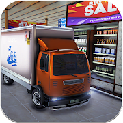 Supermarket Cargo Transport Truck Driving Sim 2019