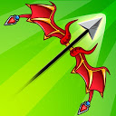 アーチャーの大冒険:伝説の弓使い