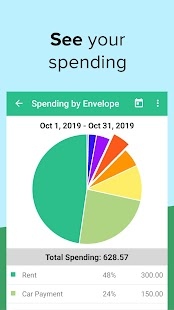 Goodbudget: Budget & Finance Screenshot