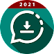 Whatsappのステータスのダウンロード:ステータスダウンローダー - Androidアプリ