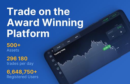 IQ Option u2013 Online Investing Platform apktram screenshots 2