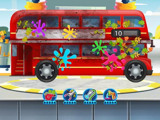 Little Car Wash 6 screenshots 7