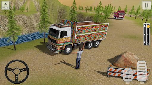 Indian Cargo Truck Driving Simulator 2021 0.1 screenshots 2