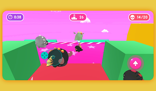 Fall.io - Race of Dino apkslow screenshots 21