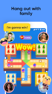 Voga - Play games and voice chat with new friends. Screenshot