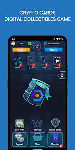 Crypto Cards - Collect and Earn 3.1.2 Screenshots 1