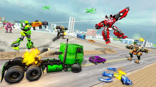 Spider Robot Game: Space Robot Transform Wars 1.0 screenshots 14