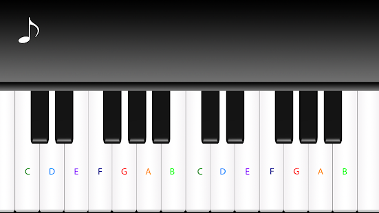 Piano With Free Songs to Learn Screenshot
