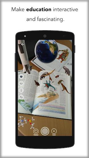 Augment - 3D Augmented Reality 4.0.8-beta+30650 Screenshots 7