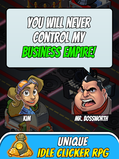 Tap Empire: Idle Tycoon Tapper & Business Sim Game  screenshots 21