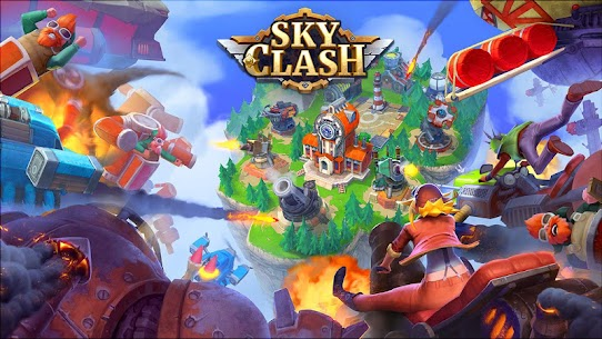 Sky Clash: Lords of For Pc   How To Install – (Windows 7, 8, 10 And Mac) 5