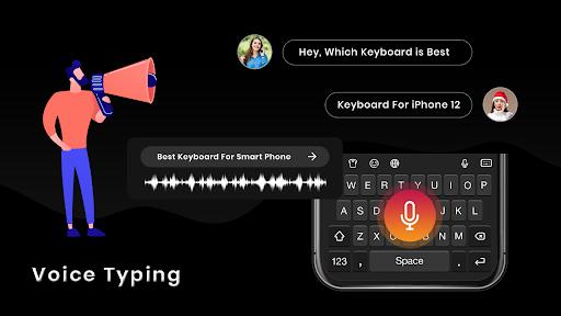 Keyboard For iPhone 12 : iOS Keyboard 2021 screenshots 5