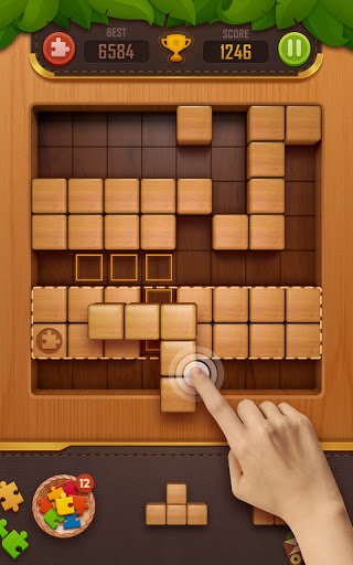 Jigsaw Puzzles - Block Puzzle (Tow in one) 14.0 screenshots 11