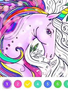 Magic Paint - Color by number & Pixel Art 0.9.24 Screenshots 21