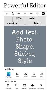 Add Text: Text on Photo Editor, 1000+ Fonts (MOD APK, Premium) v9.6.1 1