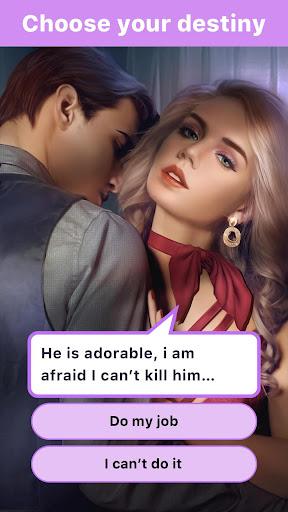 Code Triche The Killer: Love episode & Interactive Stories (Astuce) APK MOD screenshots 4