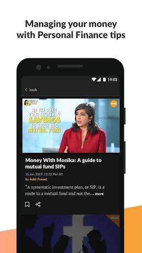 Mint : Business & Stock Market News apktram screenshots 5