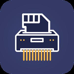 Secure Wipe Out File Shredder Data Eraser 1.0.9 by Free Millions Apps logo