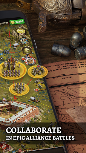 War and Peace: The #1 Civil War Strategy Game screenshots 6