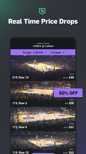 Gametime - Tickets to Sports, Concerts, Theater  Screenshots 3