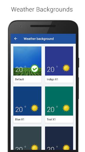 Digital clock & world weather 5.83.2 Screenshots 16